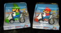 Nintendo Wii Mario Kart: Mario & Luigi - Toy Cars/Go-Karts - In Boxes - Unused